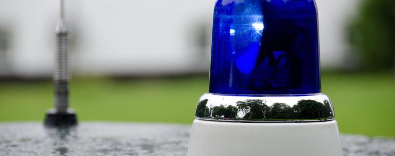 Police care light